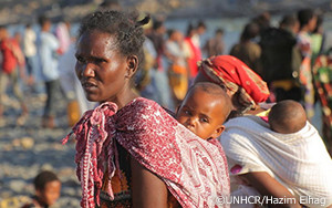 スーダンになだれ込むエチオピア人に緊急援助が必要