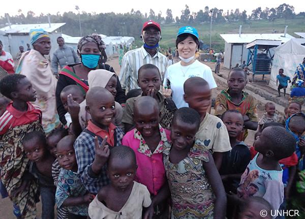 大竹更UNHCR職員