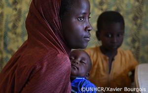 数千人が中央アフリカからカメルーンへ避難