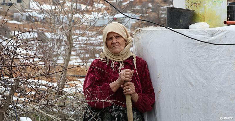 シリア難民のシャキバさん